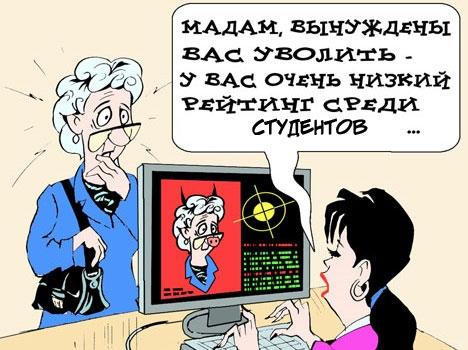 Оценить работу преподавателя в Екатеринбурге - ekavuz.ru