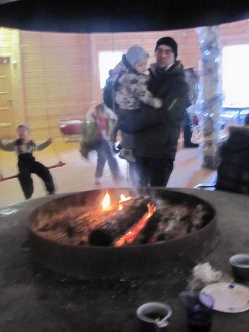 """СОЦ """"Сова"""" в посёлке Кашино"""
