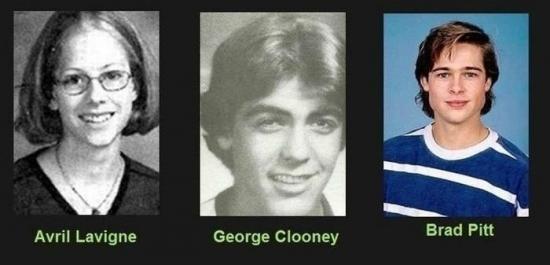 Как выглядели знаменитости в детстве?